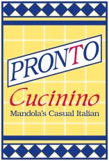Pronto Cucinino Italian Restaurant