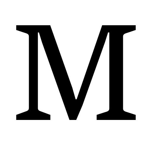 M - Site Icon