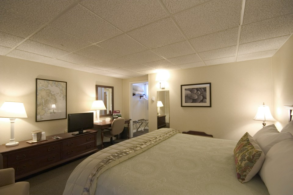 Town Motel - Room 1