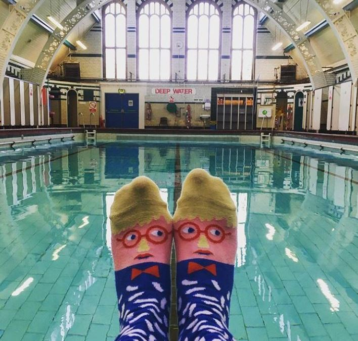 HERE FOR CULTURE AT MOSELEY ROAD BATHS