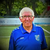 Abteilungsleiter Fußball Josef Rohr