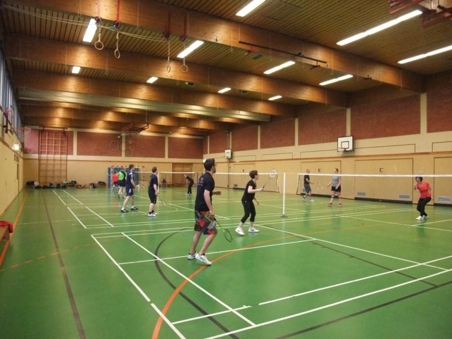 Die Abteilung Badminton des TuS Mosella Schweich e.V.