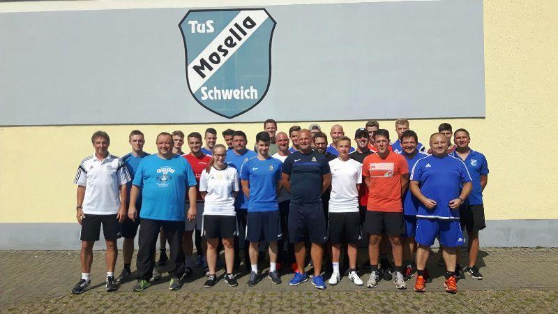 DFB-Trainer-C-Ausbildung