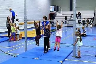 Bambini-Turnen bei der TuS Mosella Schweich e.V.