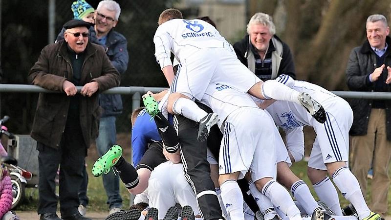Fußball in Schweich beim TuS Mosella Schweich e.V.