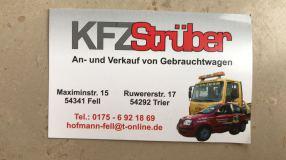 KFZ Strüber