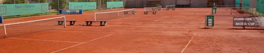 Tennis in Schweich beim TuS Mosella Schweich e.V.