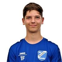 Tobias Fehmer, Trainer F5-Jugend