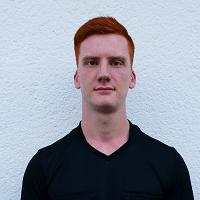 Schiedsrichter Jonas Klar