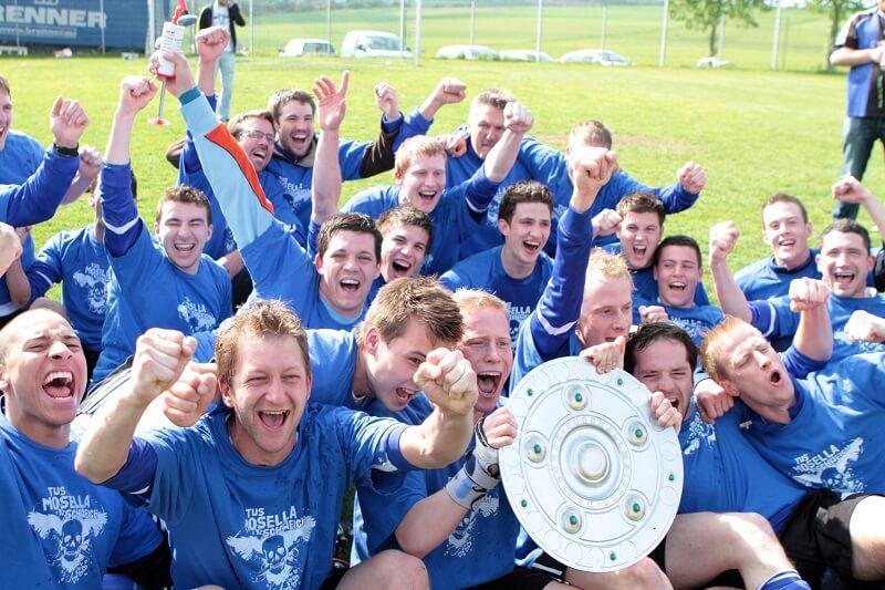 Aufstieg in die Rheinlandliga