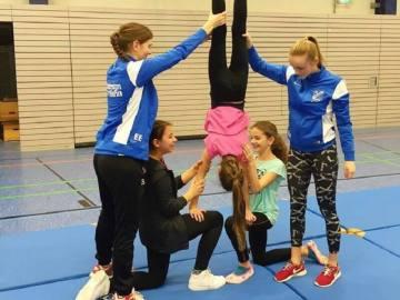 Kinderturnen in Schweich beim TuS Mosella Schweich e.V.