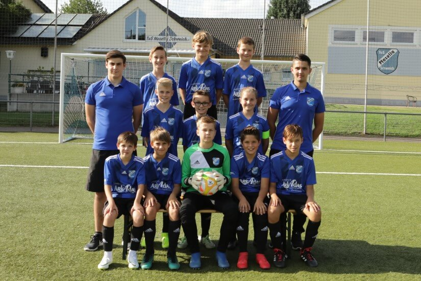 TuS Mosella Schweich e.V. D2-Junioren Saison 2019/20