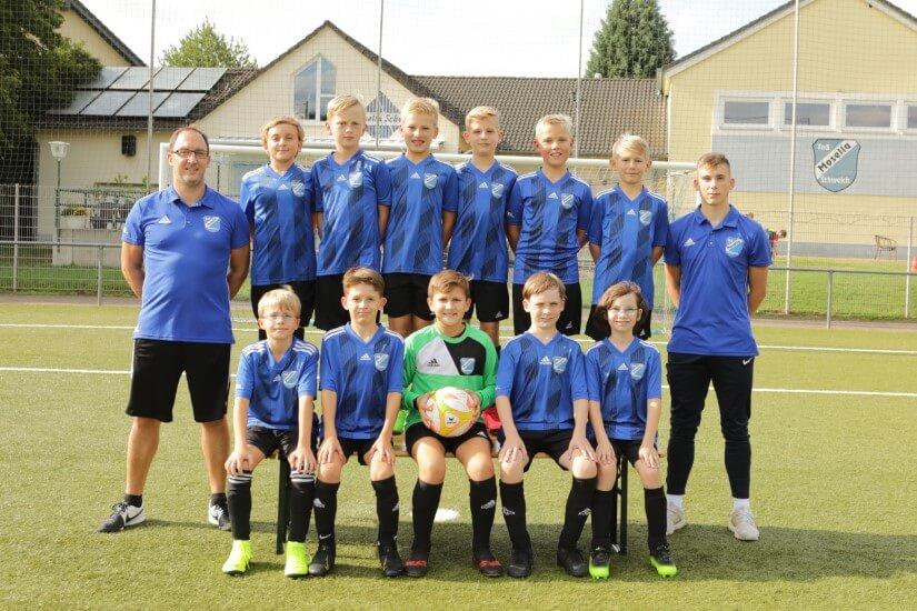 TuS Mosella Schweich e.V. E2-Junioren Saison 2019/20