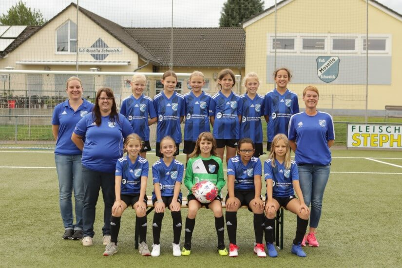 TuS Mosella Schweich e.V. wE -Junioren Saison 2019/20