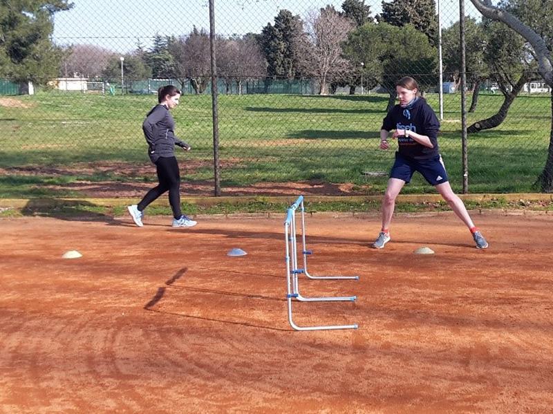 Trainingslager Leichtathletik