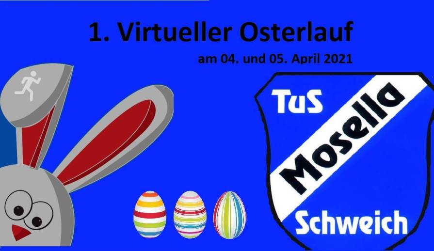 1. Virtueller Osterlauf