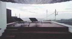 CAN CARALLEU 3 rooftop