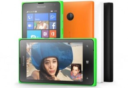 The Microsoft Lumia 435