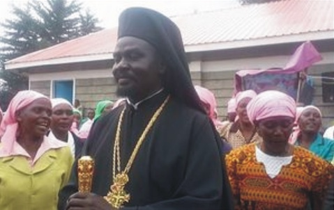 Bishop Neofitos