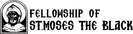 Fellowship of St. Moses the Black (formerly Brotherhood of St. Moses the Black)