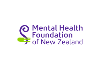 Mental Health Foundation of NZ Logo