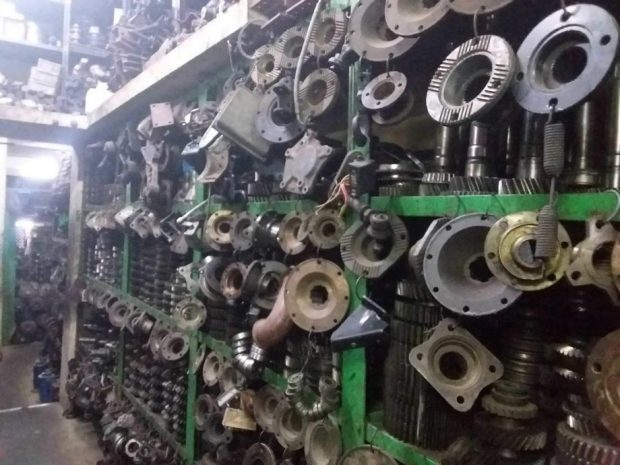 KEBS list of banned second hand car spare parts