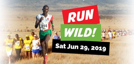 Lewa conservancy Safaricom marathon 2019 happens June 29
