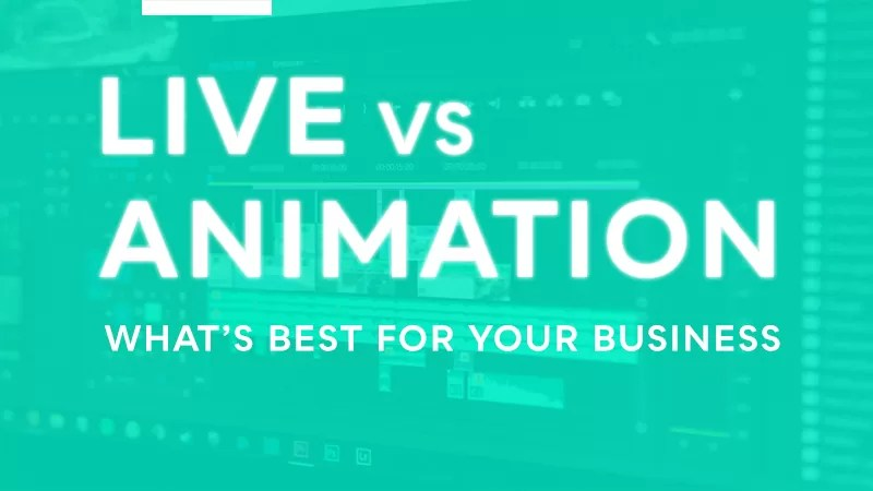 live action vs animation pros and cons