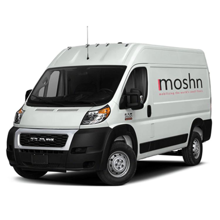 moshn fleet - RAM Promaster