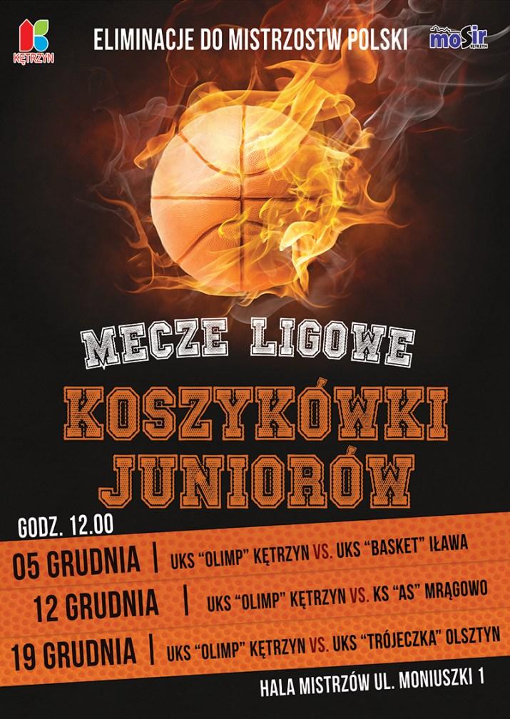 turnieje ligowe koszykówki chłopców mini