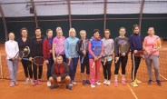 Turniej tenisowy pań