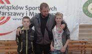 Łukasz Łukasik ze złotym medalem Międzywojewódzkie Mistrzostwach Młodzików w zapasach w stylu wolnym