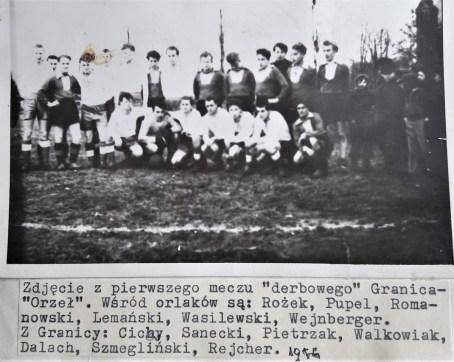 Rok 1956. Kętrzyńskie derby.