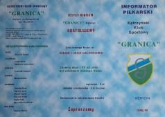 1998. Piłkarski informator cz. I