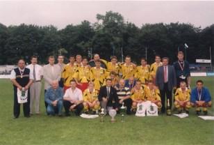 1999. Z Pucharem