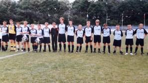 2003. I Międzynarodowy Turniej Młodzików w Kętrzynie.