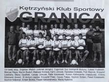 2006. Kadra zespołu przed rozgrywkami IV ligi w sezonie 2006-2007.