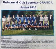 2010. Kadra zespołu Grnicy na sezon 2010-2011