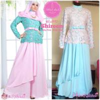Kebaya Modern dan Baju Pesta Artis Shireen Dress (made by order)