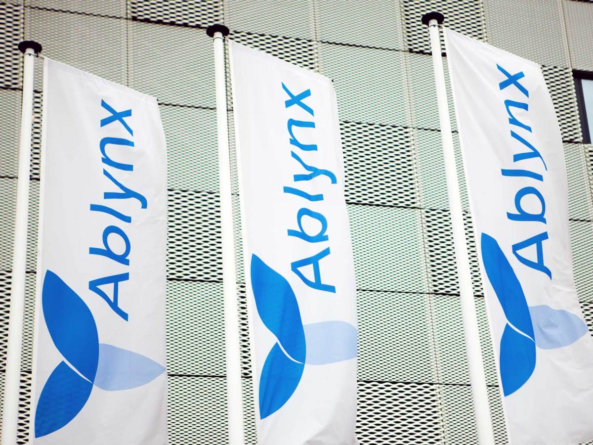 «Аблинкс» (Ablynx).