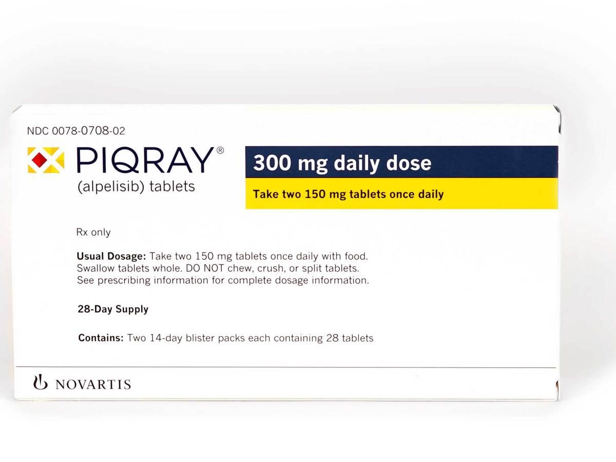«Пикрей» (Piqray, алпелисиб).