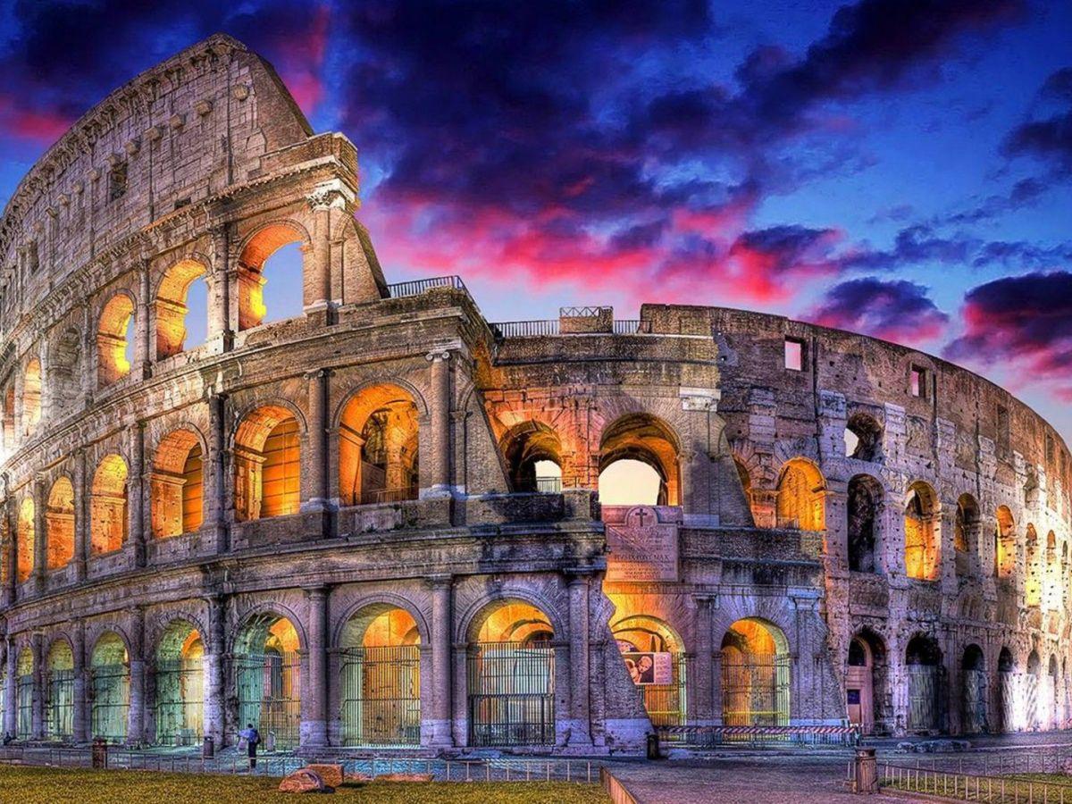 italy rome - Коронавирус. Италия, мы скорбим и боремся вместе с тобой!