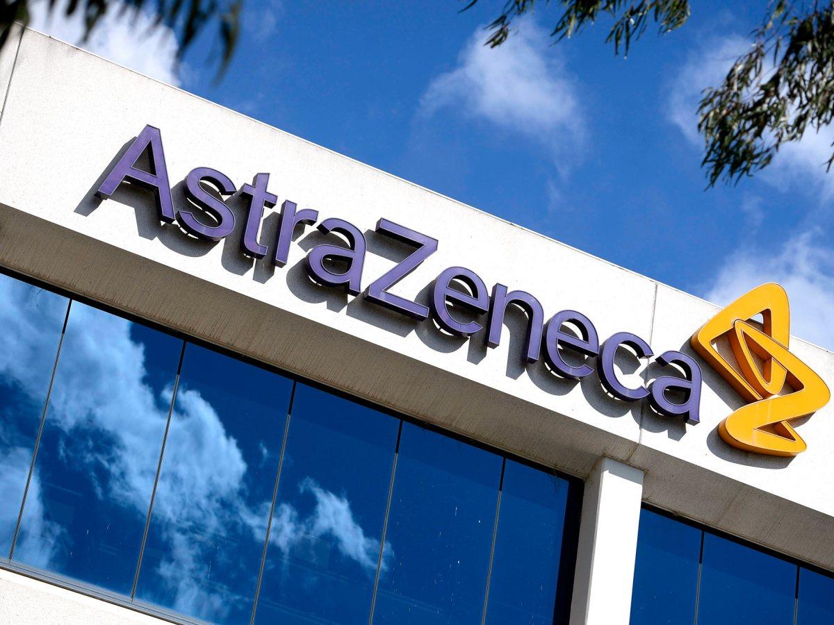 «АстраЗенека» (AstraZeneca).
