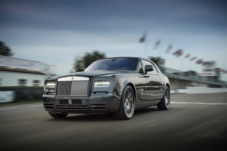 Rolls-Royce Phantom 2