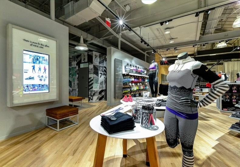 Nike As Luxury Brand Luxury Shopping Experience
