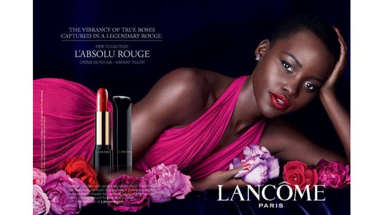 beauty ad Lancome