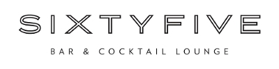 SixtyFive Bar Cocktail Lounge Logo MosnarCommunications