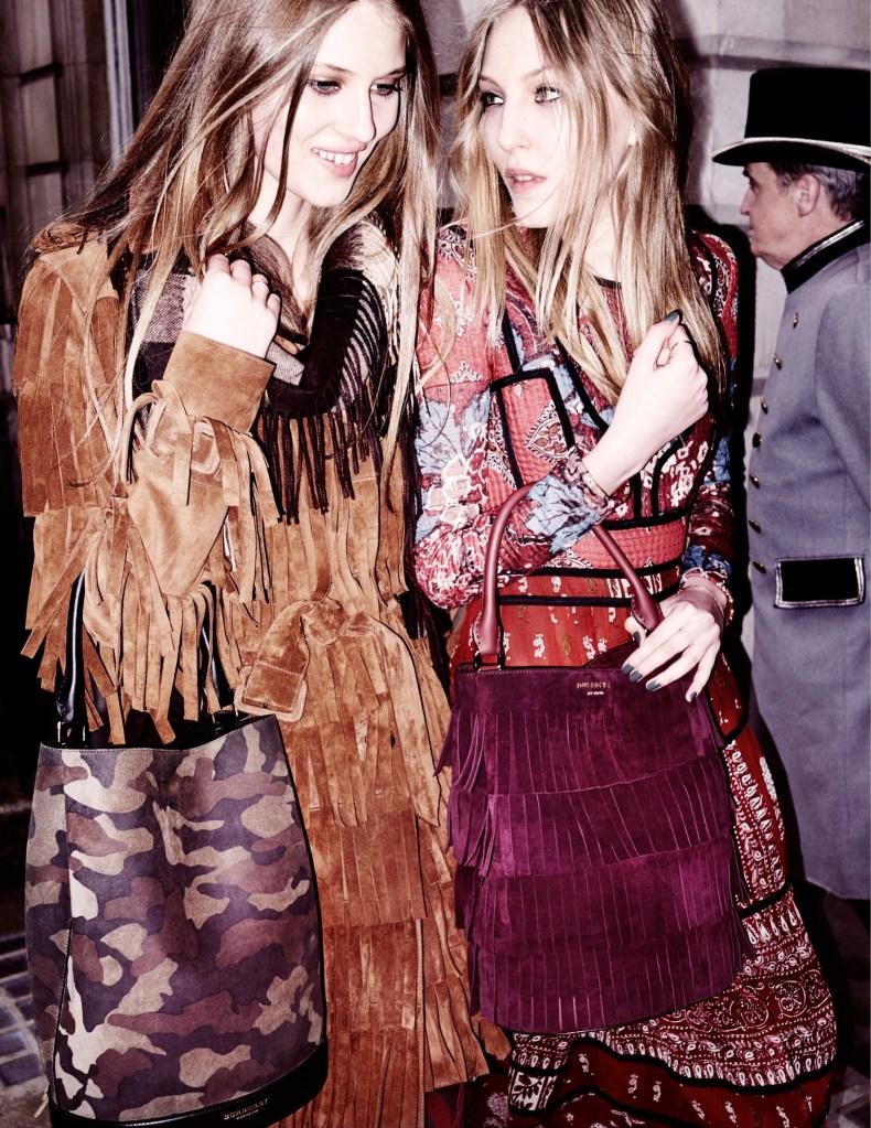Burberry Fashion Fall Winter Campaigns 2015 Luxury Brand Ambassadors MosnarCommunications