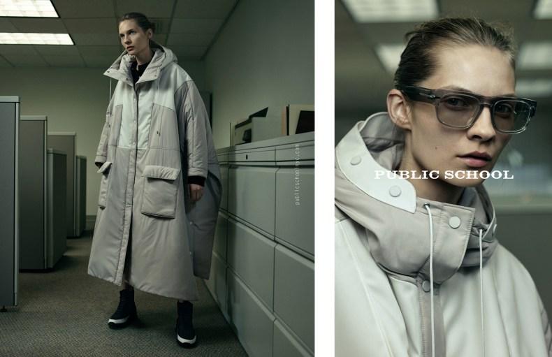 Public School Fashion Fall Winter Campaigns 2015 Luxury Brand Ambassadors MosnarCommunications