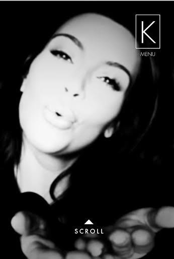 Kim Kardashian West Online Website MosnarCommunications